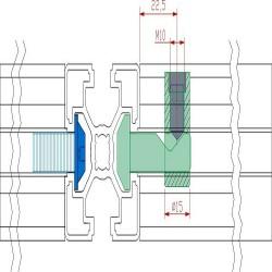 40x40, K10, Ağır Tip Sigma Profil-2