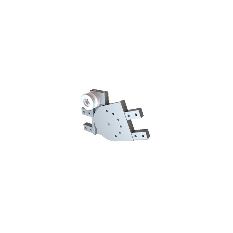 SAC 20-1000 İndiksiyonlu Krom Mil+Destek Profili Seti