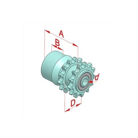 K10, Kapaklı Kablo Tutucu-2
