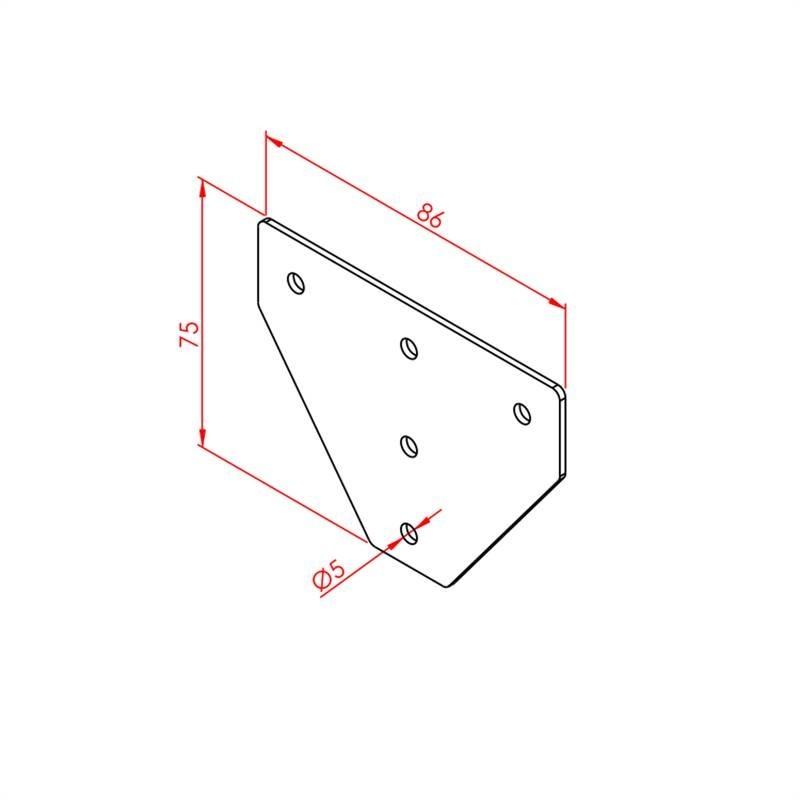 25x25, K6, Sigma Profil