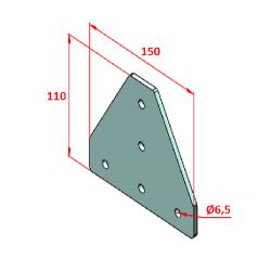 30x30, K8, Kapalı Tip Sigma Profil-2