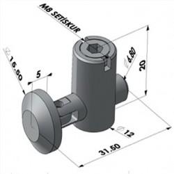 40x40, K10, Hafif Tip Sigma Profil-2