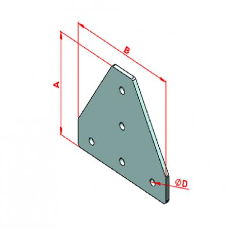 30x30, K8,Radiuslu Sigma Profil-2
