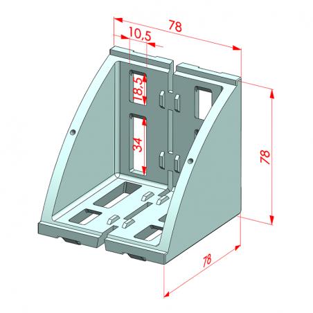 30x45 Profil Kapağı Dereceli-2