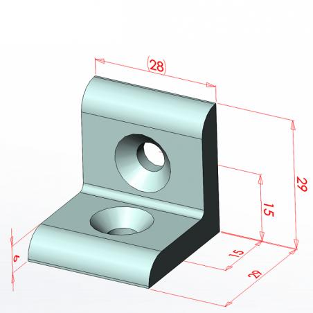 35x35 (L) Profil Kapağı-2