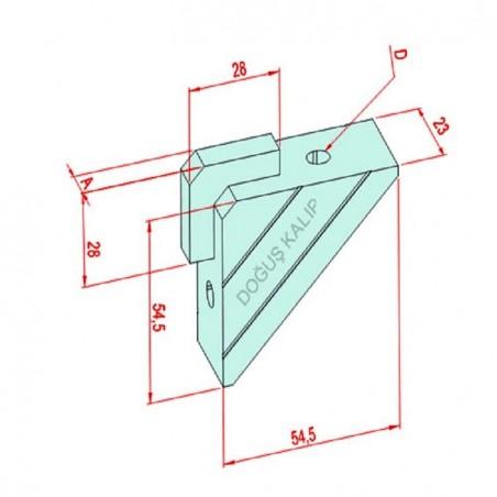 45x135 Profil Kapağı-2