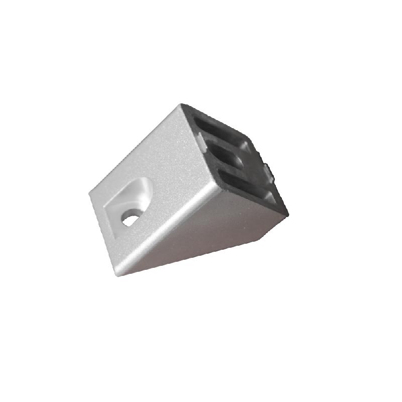 45x45, Radiuslu Köşe Bağlantı Kapağı
