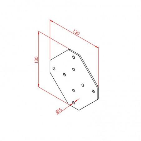 35x35, K8,Hafif Tip Sigma Profil