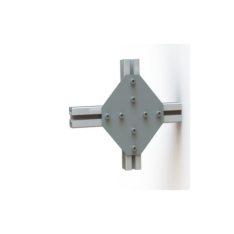 40x40, K8, Hafif Tip Sigma Profil