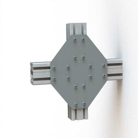 40x80, K8, Ağır Tip Sigma Profil