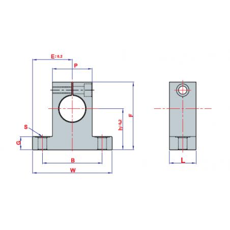 Konsol Bağlantı Mili (120 mm)