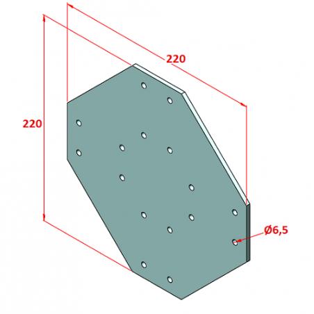 40x80, K8, Ağır Tip Sigma Profil-2
