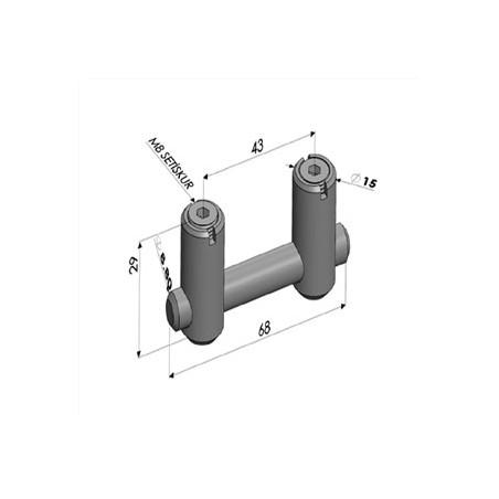 40x40, K10, Kapalı Sigma Profil-2
