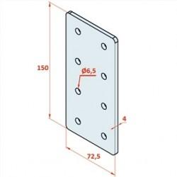 60x60, K8, Çift Kanal Sigma Profil-2