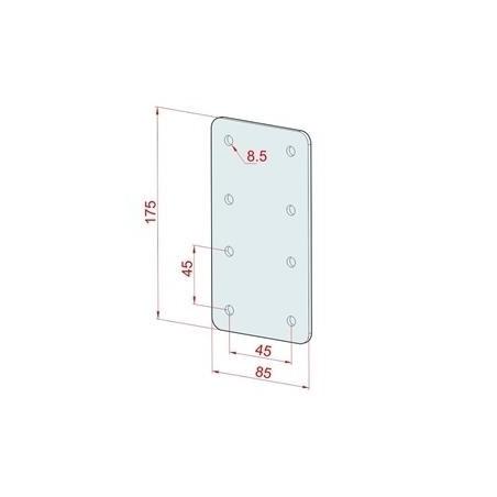 60x90, K8, Ağır Tip Sigma Profil-2