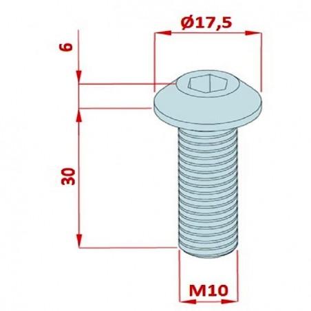 40x80, K10, Ağır Tip Sigma Profil-2