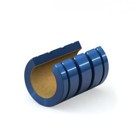 Modüler Bantlı Konveyör, 2m. Uzunluk, 25x105 Profil, 500 mm Genişlik