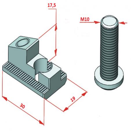 45x180, K10, Sigma Profil-2