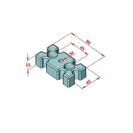 45x90, K10, Ağır Tip Sigma Profil-2
