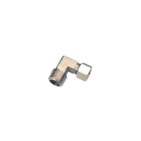 25x25, 90 Dereceli Bağlantı Parçası