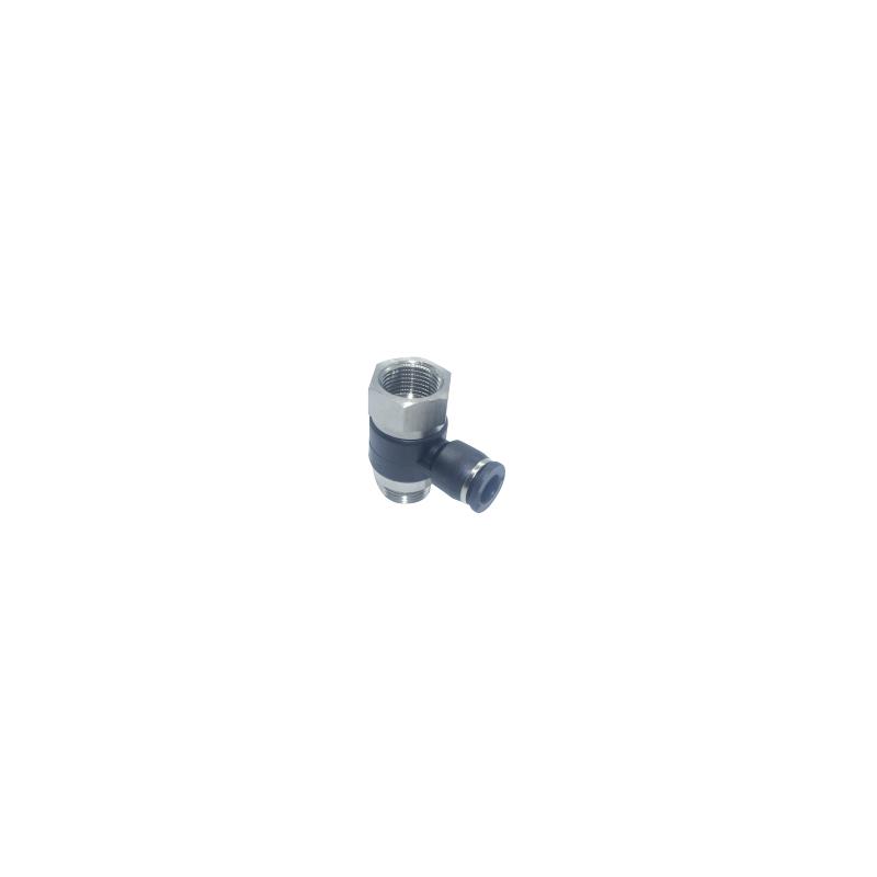 40x40, 135 Dereceli Bağlantı Parçası