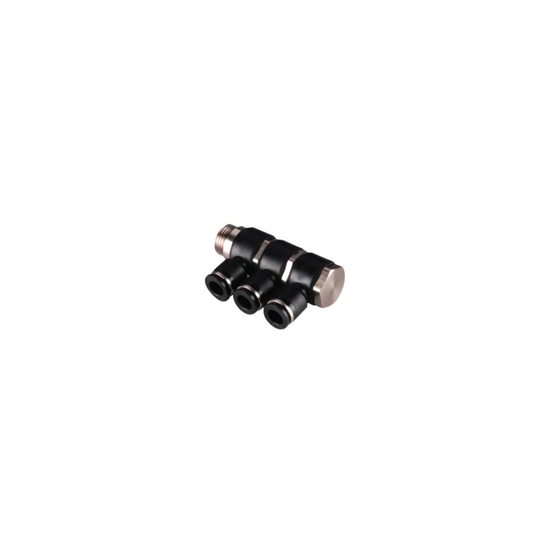 Düz Bantlı Konveyör, D76 Al. Tambur, 23x127 Al. Profil, 3m. Uz., 1000mm Gen., 0.55kW Motor, 50 Gövde Red.