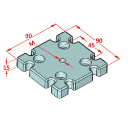 80x80, K10, Hafif Tip Sigma Profil-2