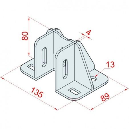 90x135, K10, Ağır Tip Sigma Profil-2