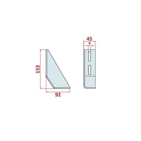 90x90, K10, Hafif Tip Sigma Profil-2
