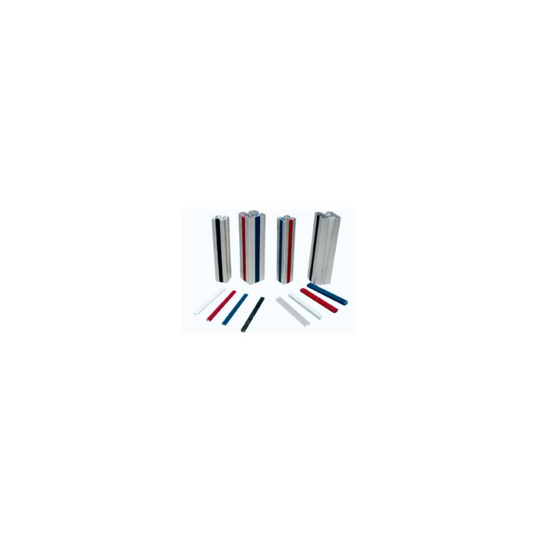 LMEF 16 LUU, Yuvarlak Uzun Flanşlı Lineer Rulman