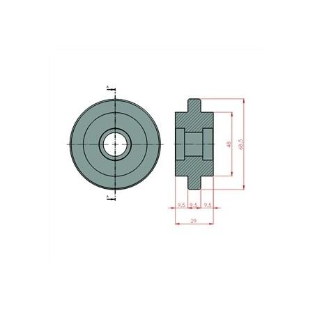 30x30, Tahrik Plakası, Minyatür Konveyör-2