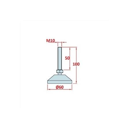 45x90 K10, Bağlantı Sacı Üç Yönlü-2