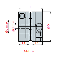 100 mm D3, DRV03-100