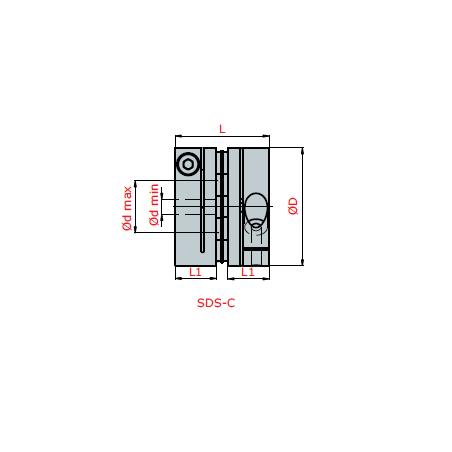 100 mm D6, DRV06-100