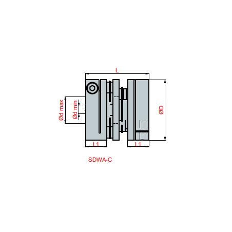 150 mm D6, DRV06-150